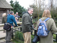 Outing to Barnes Wetland Centre